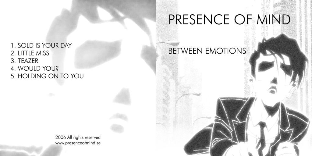 Presence of Mind - Between Emotions