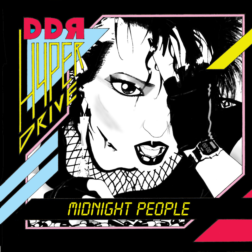DDR Hyperdrive - Midnight people