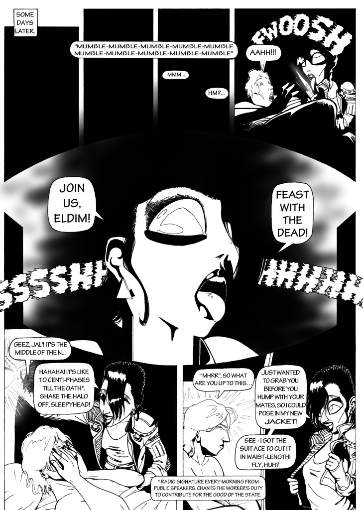 Gamma Chrome, chapter 3, page 9