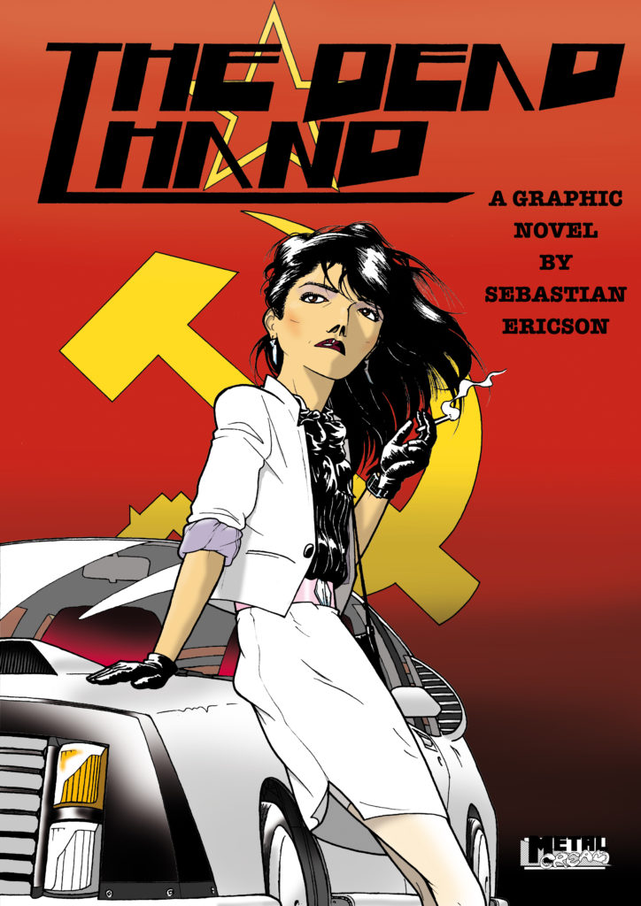 The Dead Hand - Poster image
